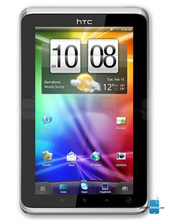 HTC Flyer CDMA