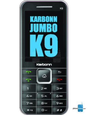 Karbonn K 9