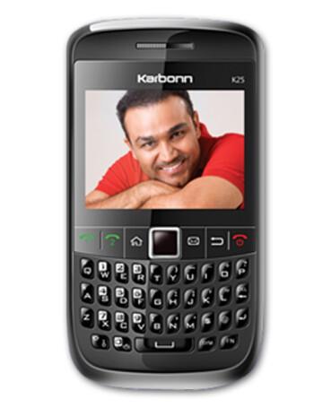 Karbonn K25