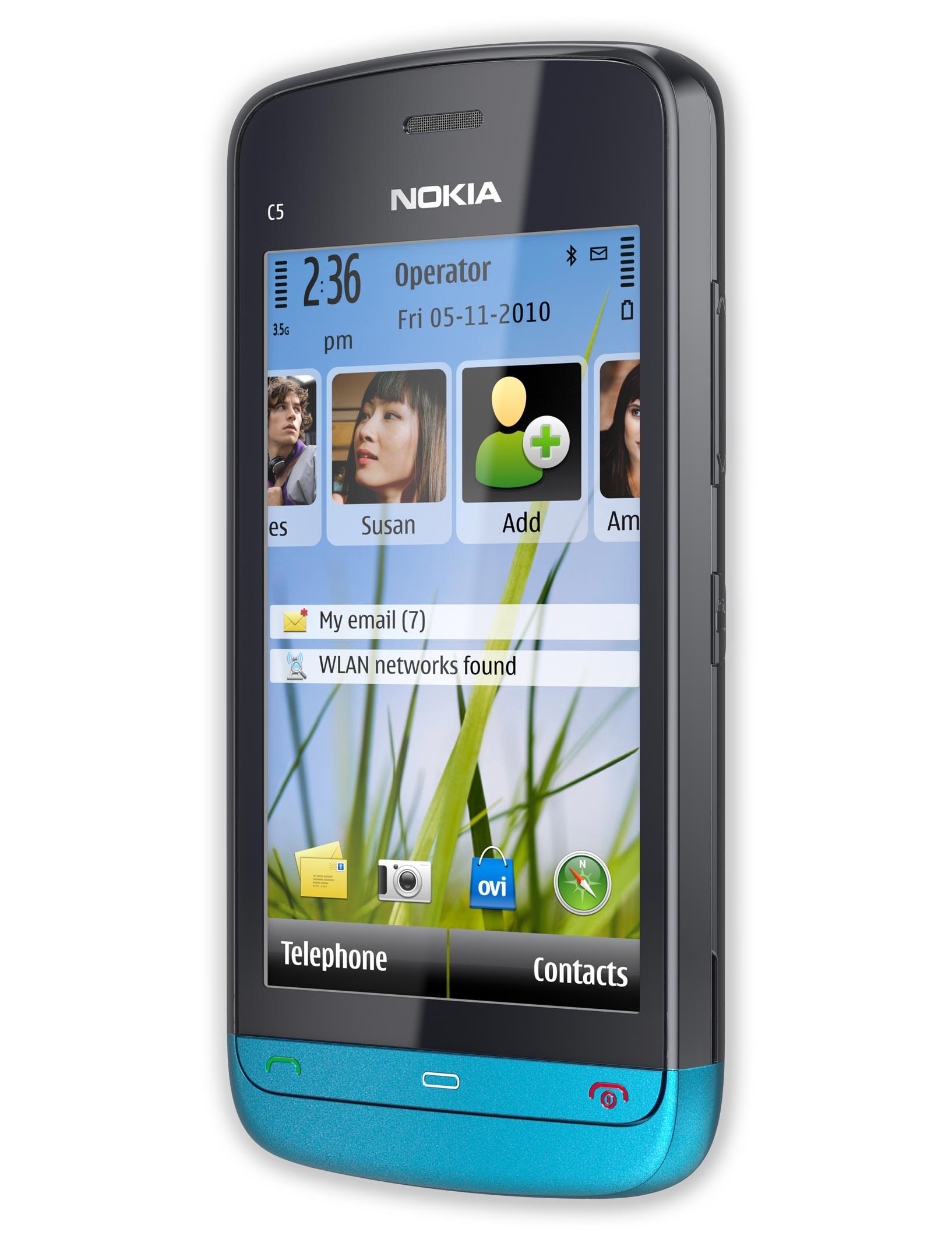 Nokia C5-06 specs