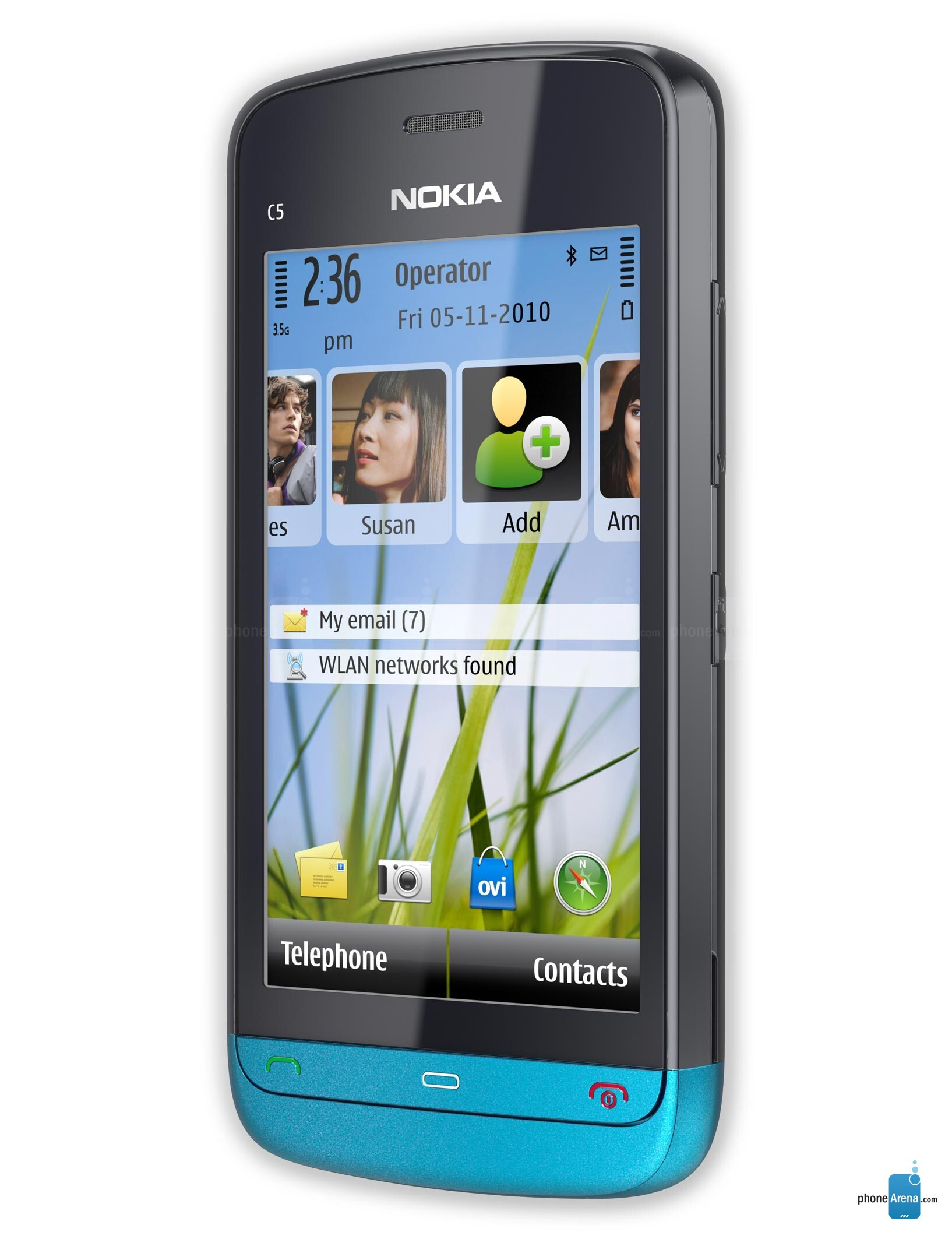 Manual Do Nokia C5