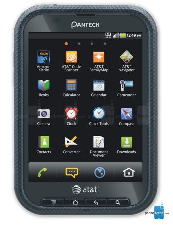 pantech pocket manual user guide rh phonearena com 3D Pantech Pocket Hard Reset Pantech Pocket