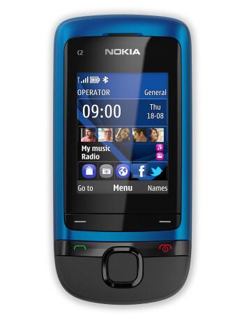 nokia c2 05 manual user guide rh phonearena com Nokia 110 nokia c2-05 user manual