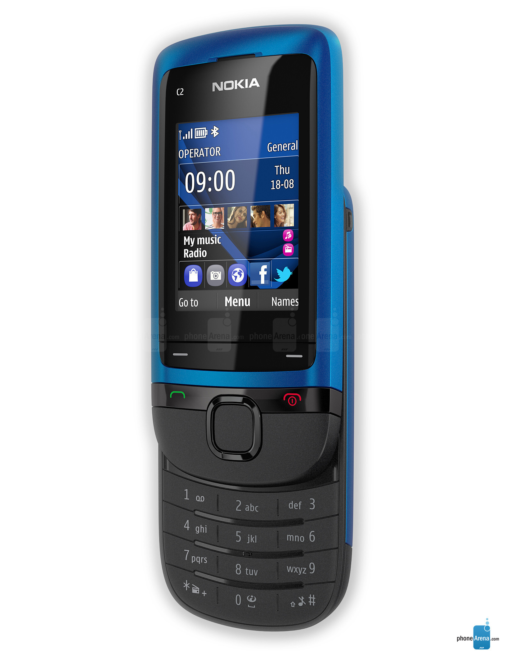 nokia c2 05 specs. Black Bedroom Furniture Sets. Home Design Ideas