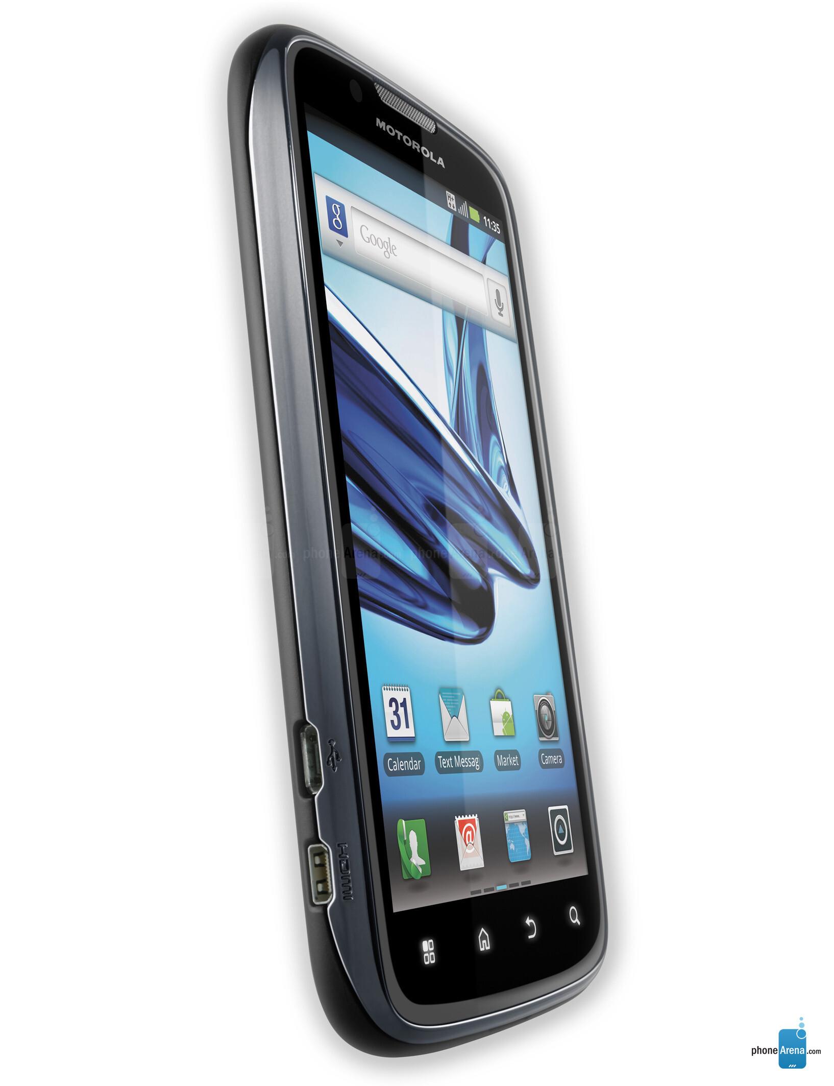 Motorola ATRIX 2 specs