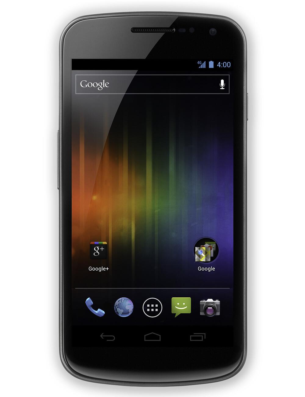 Samsung GALAXY Nexus CDMA specs