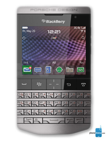 RIM BlackBerry Porsche Design P'9981