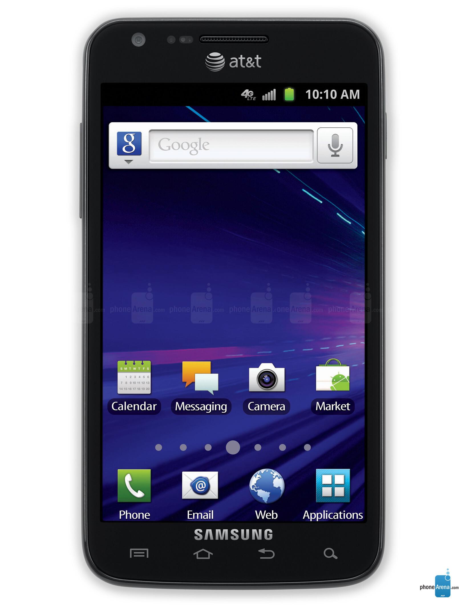 Manual. Samsung Galaxy S II Skyrocket