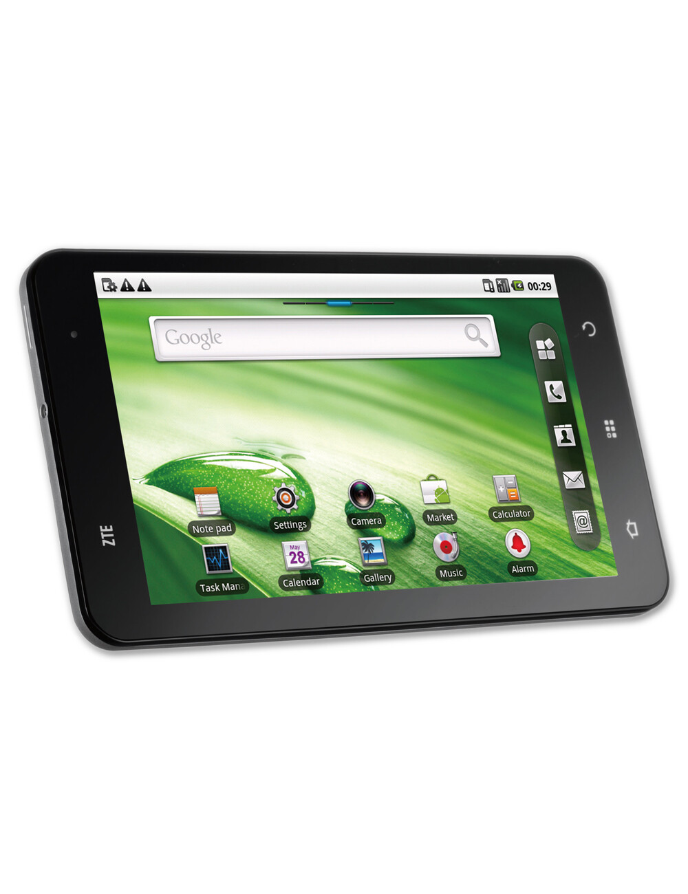 ZTE Light Tab 2 V9A (T-Mobile) Tablet Drivers for Windows XP