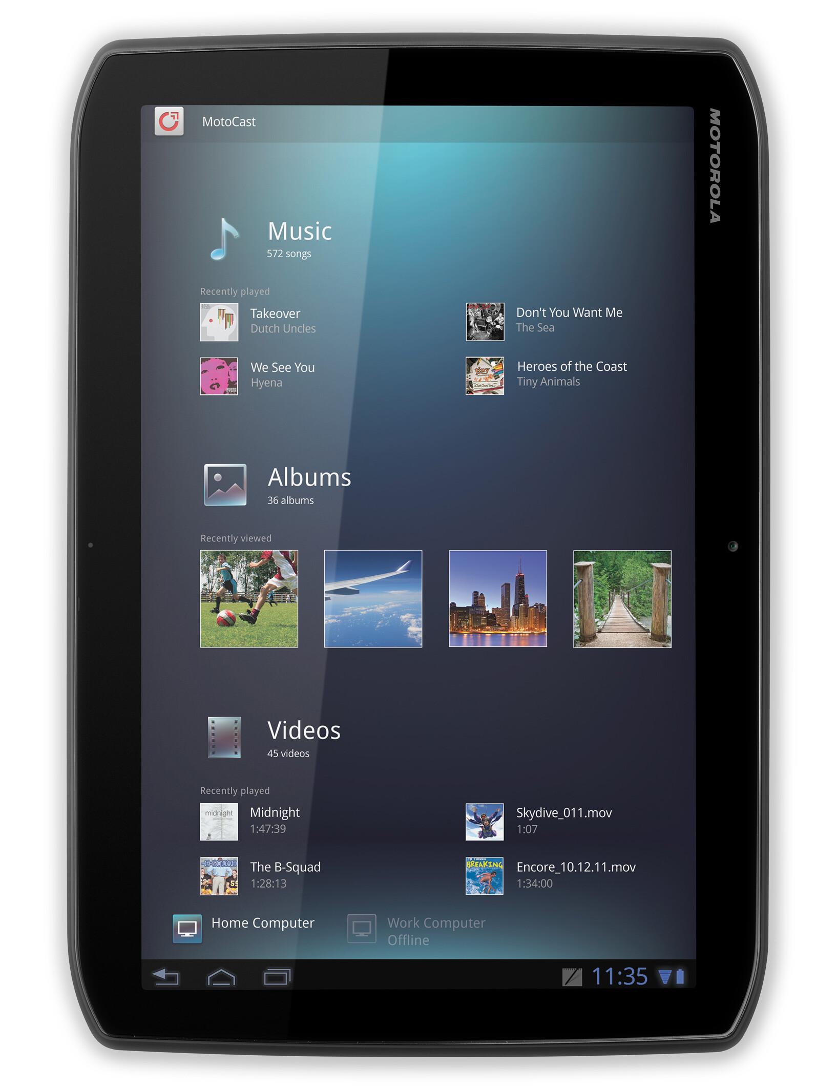 Motorola XOOM 2 specs