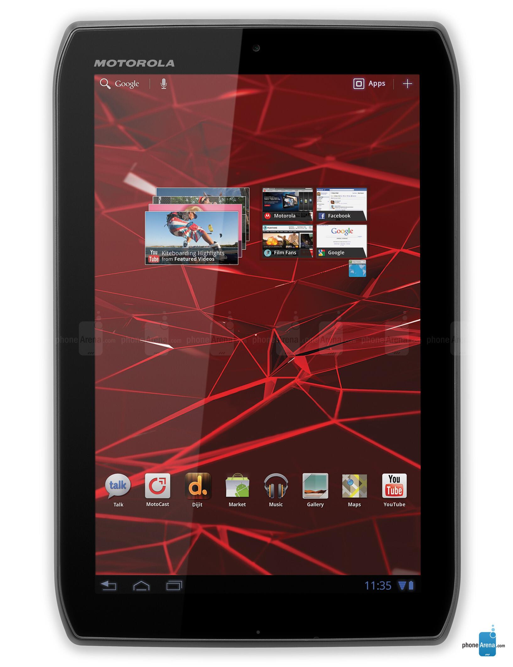 Motorola xoom 2 инструкция