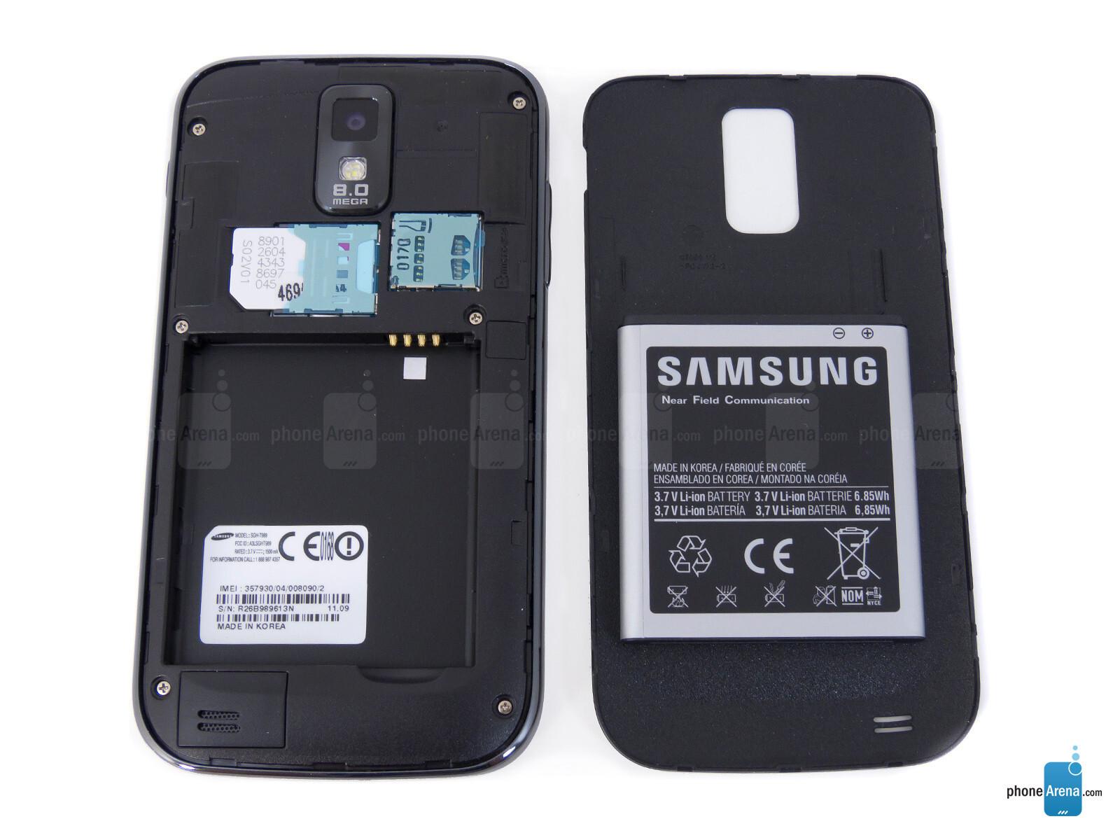 samsung galaxy s ii t mobile photos rh phonearena com T-Mobile Samsung Galaxy Blaze Samsung Galaxy S