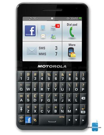 Motorola MOTOKEY SOCIAL