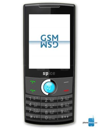 Spice Mobile M-5370