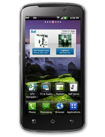 LG Optimus LTE