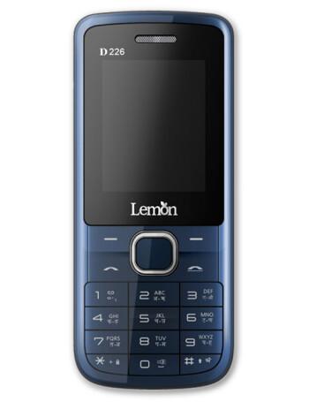 Lemon Mobiles Duo 226
