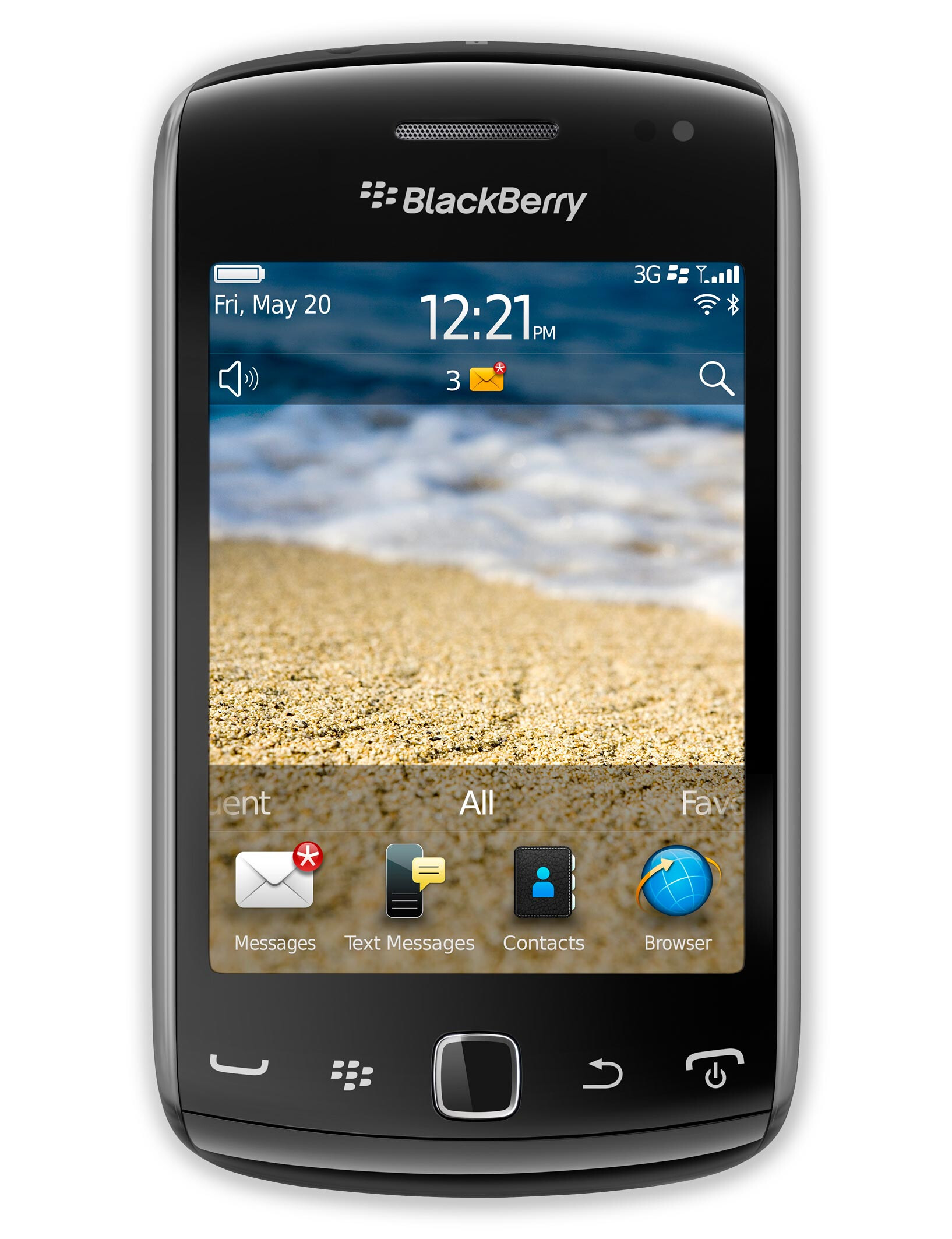 how to change blackberry id on phone
