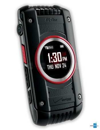 Verizon Wireless Casio G'zOne Ravine 2