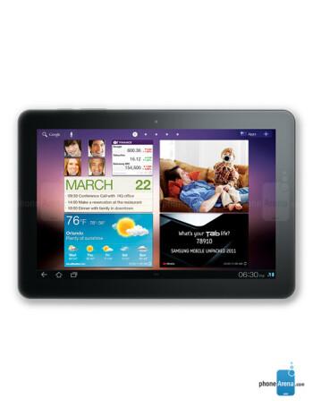 Samsung GALAXY Tab 10.1 T-Mobile specs