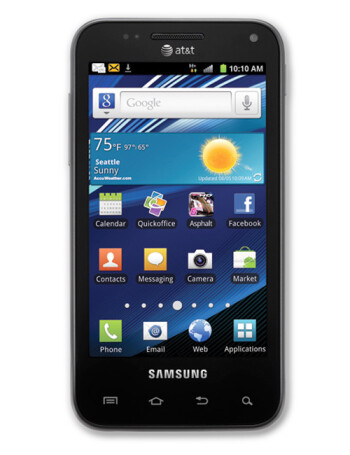 Samsung Captivate Glide