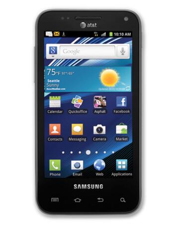 Samsung Captivate Glide
