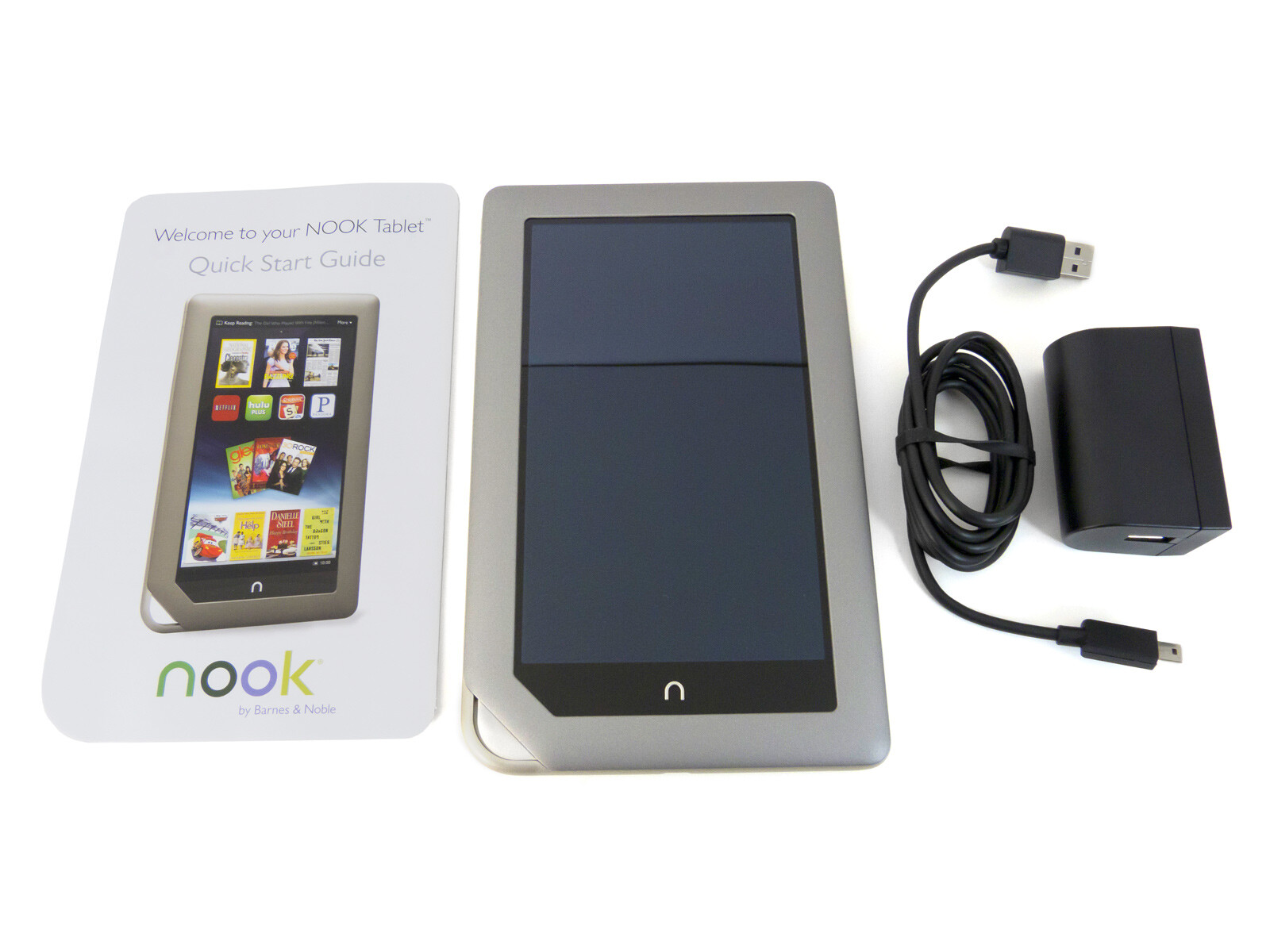 Barnes Noble NOOK Tablet s