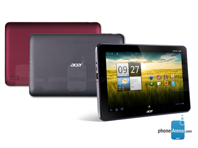 Acer ICONIA TAB A200 full specs