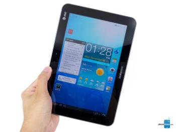 Samsung GALAXY Tab 8.9 LTE