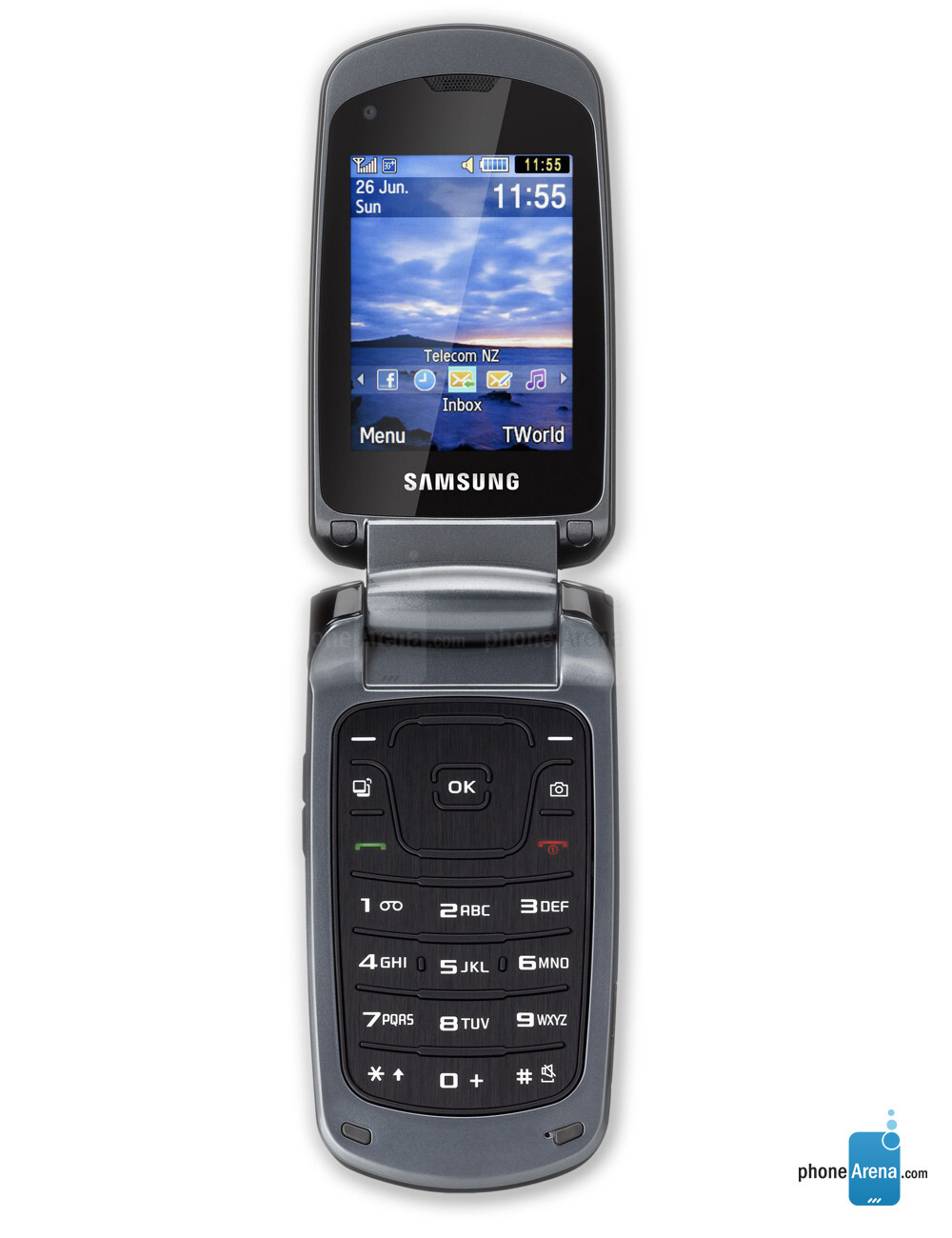 samsung s5511 photos rh phonearena com Verizon Samsung Flip Phone Manual Samsung TV Repair Manual