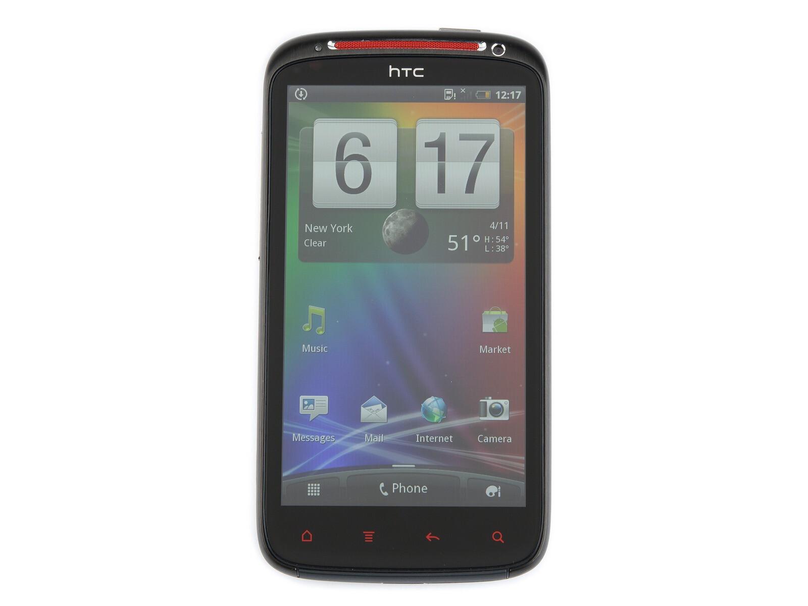 HTC Sensation XE specs