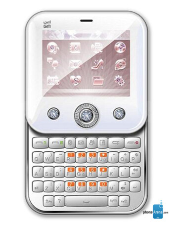 General Mobile Diamond Limited Edition
