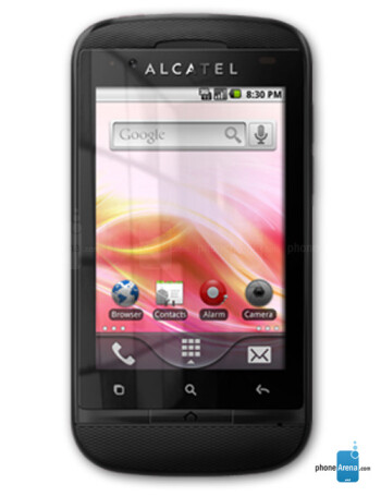 Alcatel Blaze Duo OT-918N