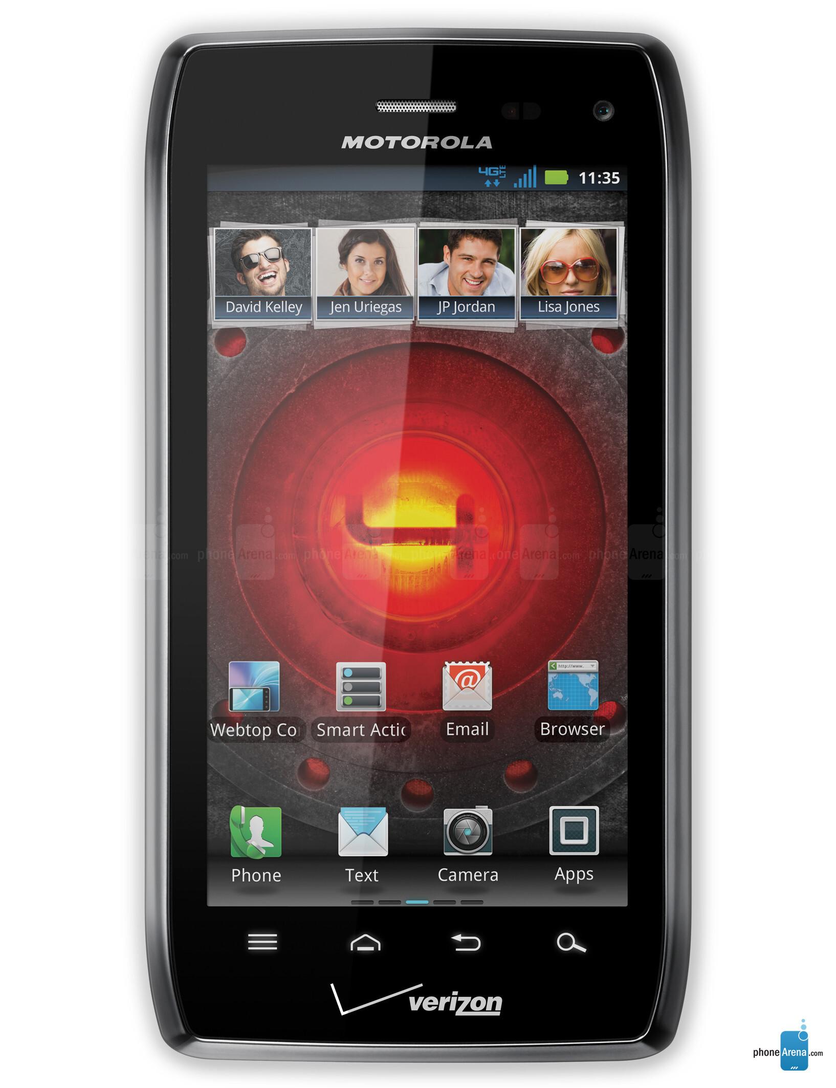motorola droid 4 photos rh phonearena com Verizon Motorola Android Phones Verizon Motorola Android Phones