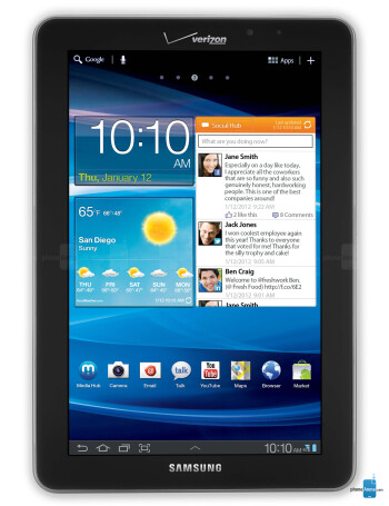 Galaxy Tab 7.7 LTE