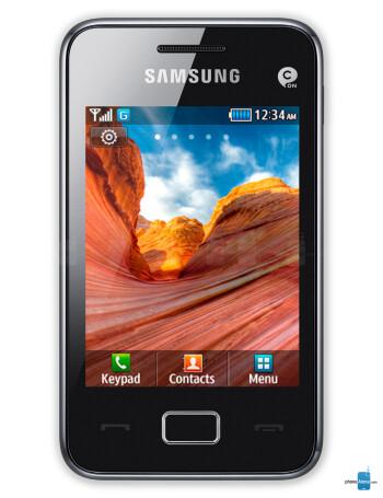 Samsung Star 3 specs