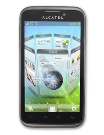 Alcatel OT-995 specs