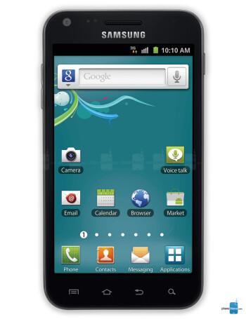 Galaxy S II CDMA
