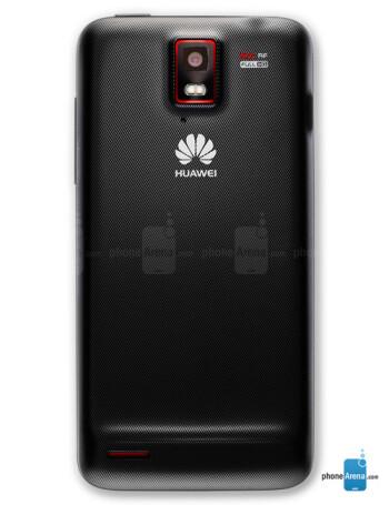 Huawei Ascend D1 quad