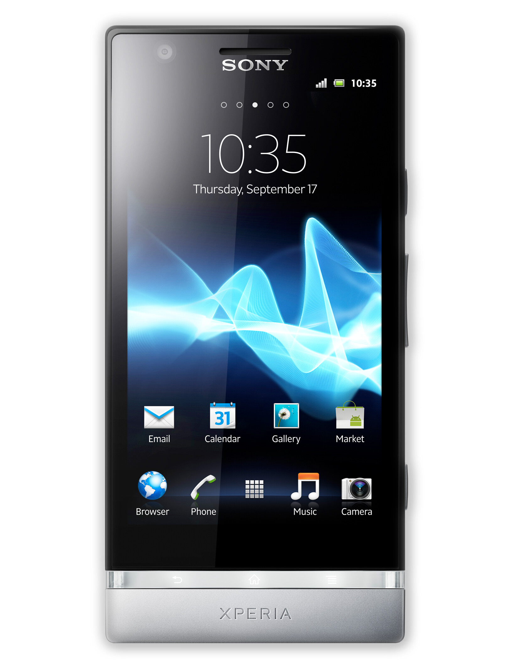 sony xperia p online manual