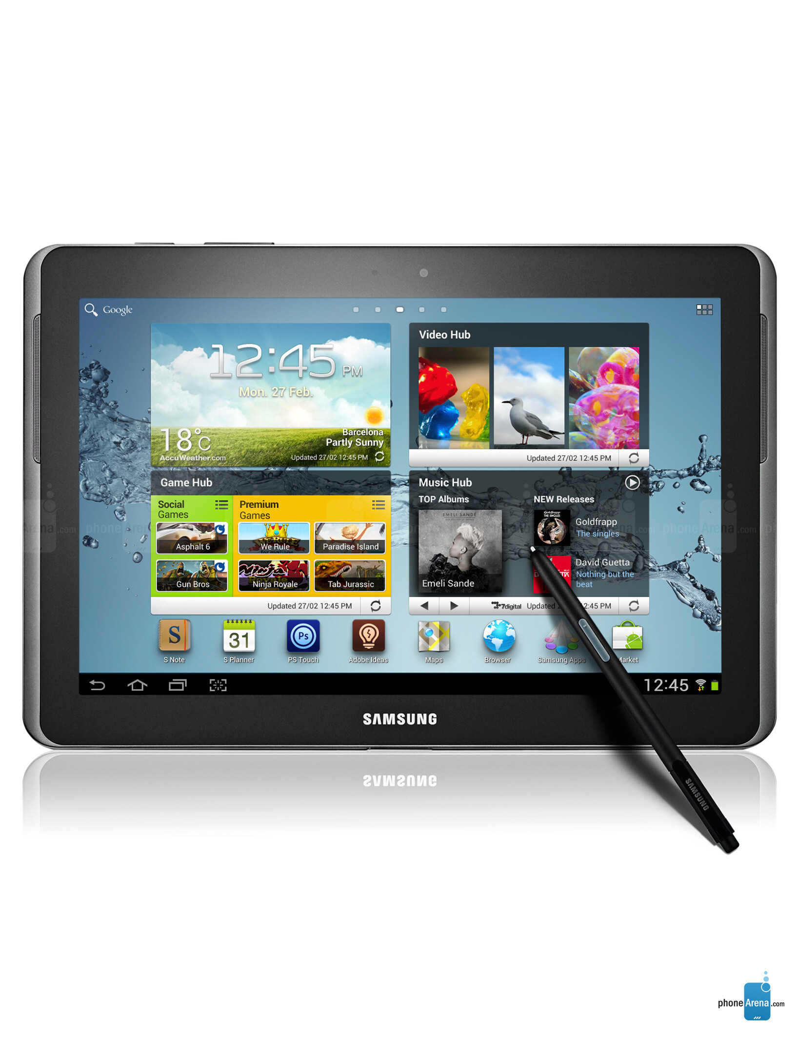 Discover the latest features and innovations available in the Samsung Galaxy Tab S3 inch tablet (S Pen included). Find the perfect Tablets for hitmgd.tk: $