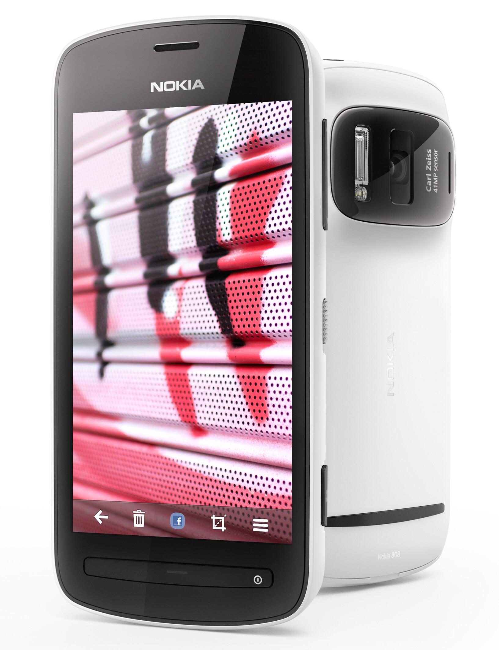 Nokia 808 PureView specs