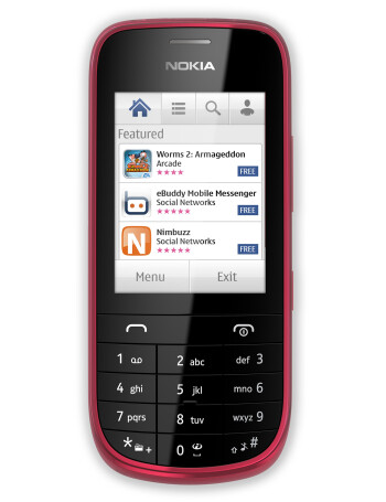 Nokia Asha 202 specs