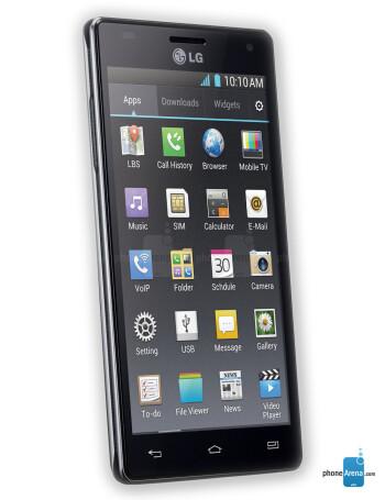 Optimus 4X HD