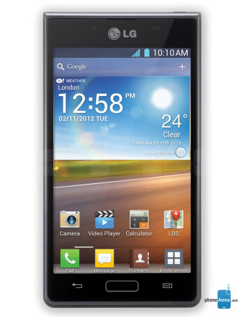 LG Optimus Select