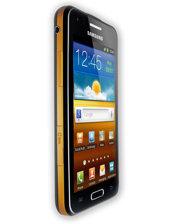 Samsung Galaxy Beam specs