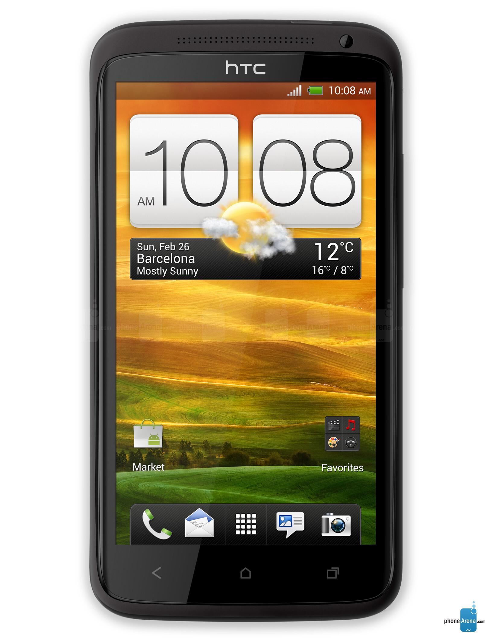 HTC One X specs