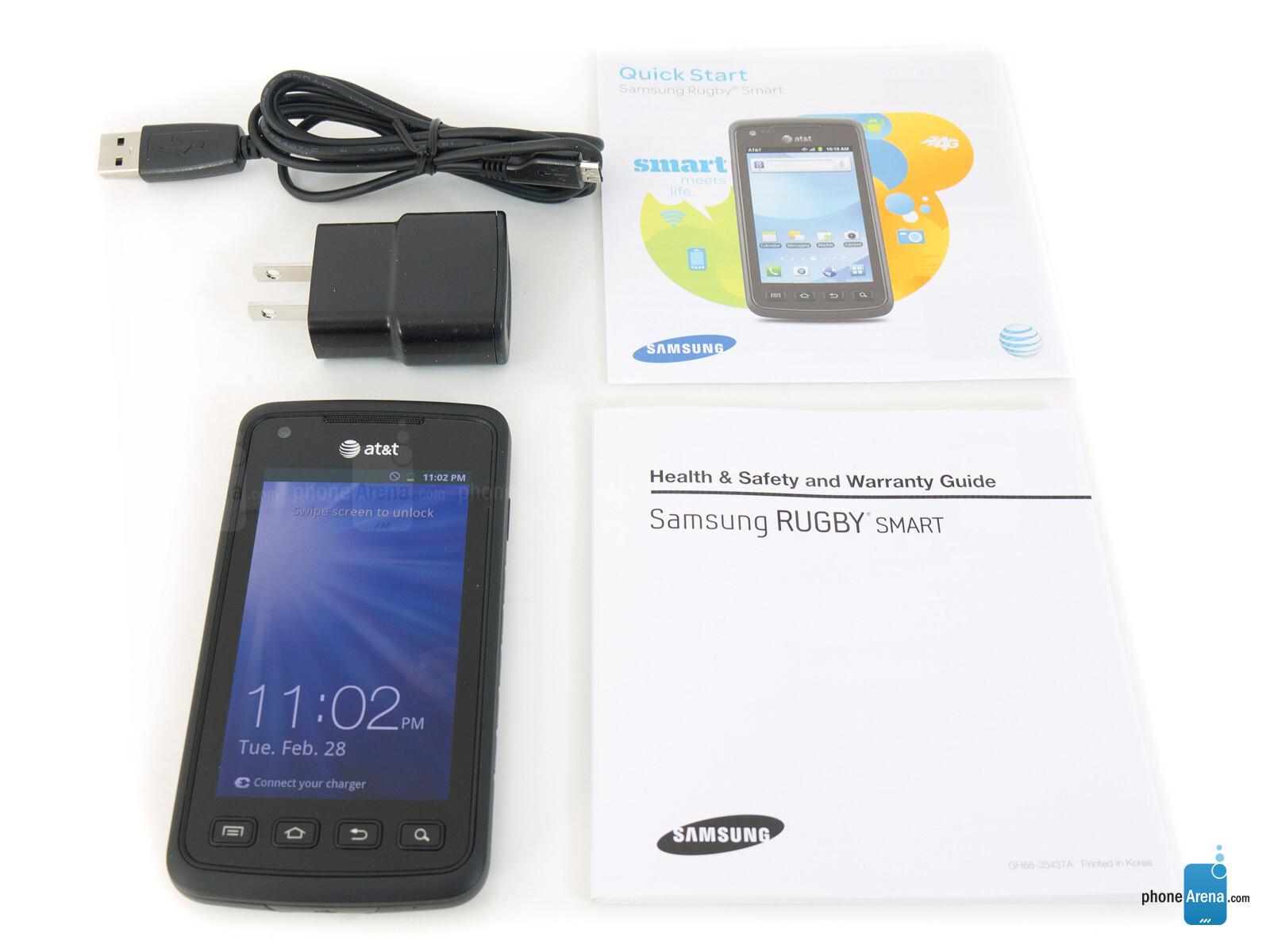 samsung rugby smart photos rh phonearena com Samsung Rugby Smart Manual Samsung Rugby Smart Manual