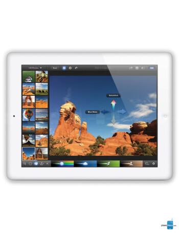 Apple iPad 3 AT&T specs