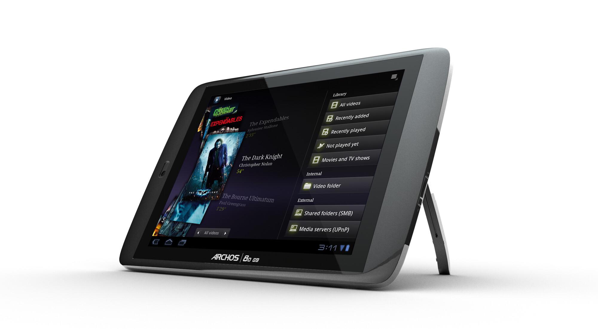 ARCHOS 80 XS Tablet Windows 8