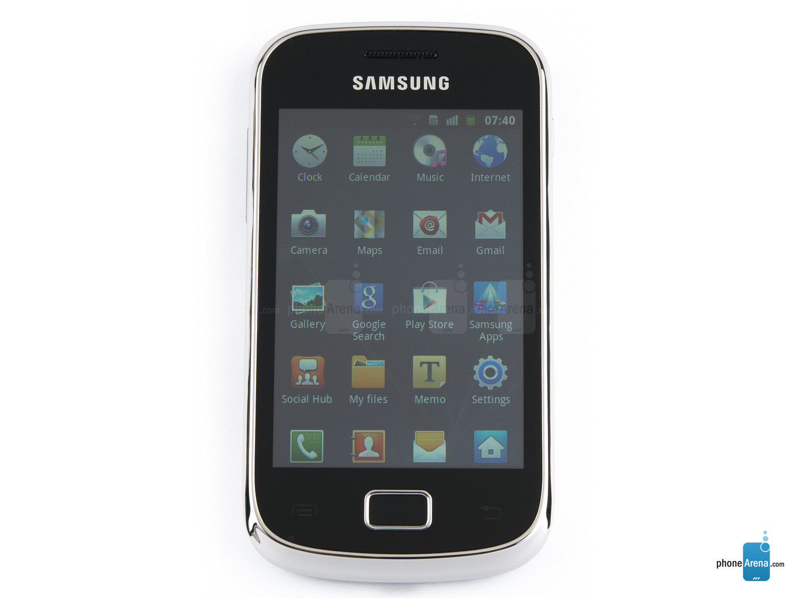 samsung galaxy mini 2 photos rh phonearena com Samsung Galaxy III User Manual Samsung Galaxy J3 User Manual